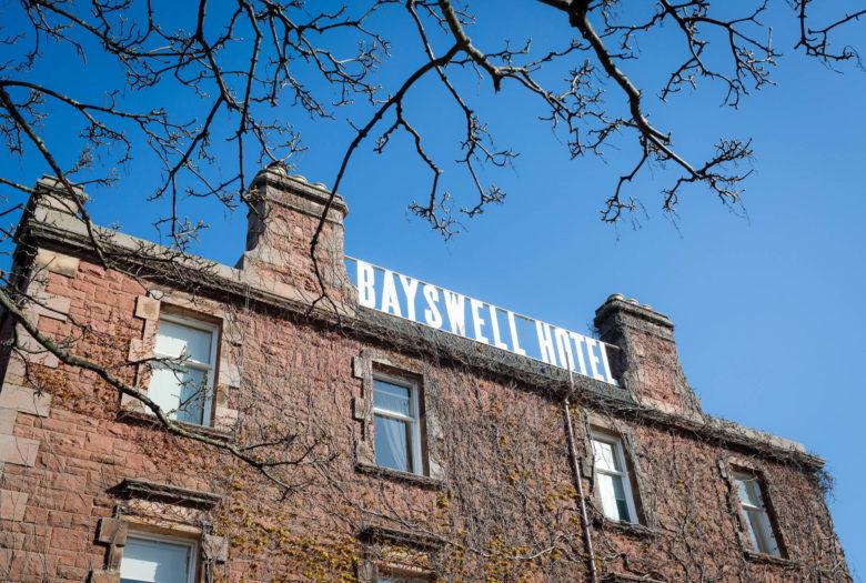Bayswell Park Hotel, Dunbar.